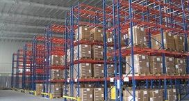 Kho CFS (CFS warehouse)